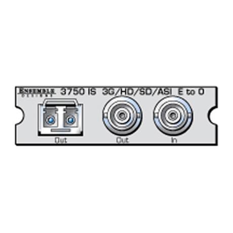 ENSEMBLE DESIGN Avenue 3G/HD/SD/ASI Electrical to Optical Converte