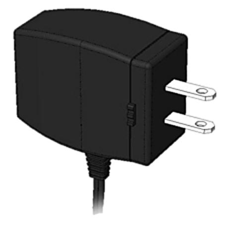 XANTECH REGULATED POWER SUPPLY,12VDC,200MA