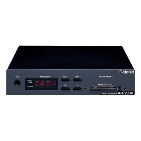 ROLAND ΜΟΝΟ MP3 PLAYER- RECORDER RS 232 MULTI VOICE FILE