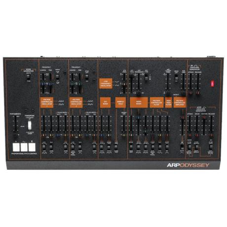 ARP INSTRUMENTS SYNTH/WORKSTATION MODULE REV.3