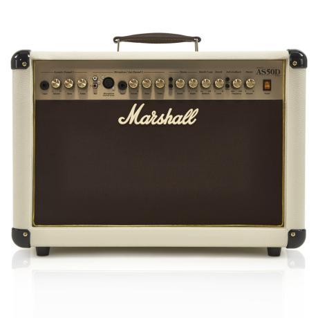 MARSHALL AS50D LTD ED CREAM ACOUSTIC AMPLIFIER