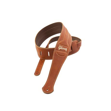 GIBSON ΖΩΝΗ ΚΙΑΘΑΡΑΣ THE CLASSIC BROWN LEATHER