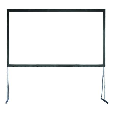 STUMPFL PORTABLE FRONT PROJECTION SCREEN 16:9 238X143