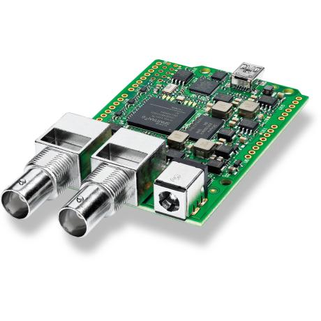 BLACKMAGIC DESIGN 3G-SDI control, Arduino Shield