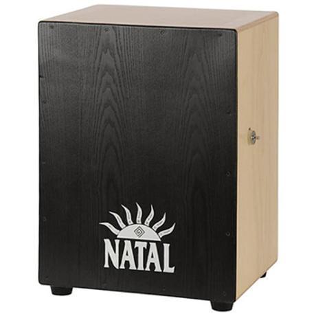 NATAL CAJON ANDANTE XL SNARE WIRES ASH BLACK