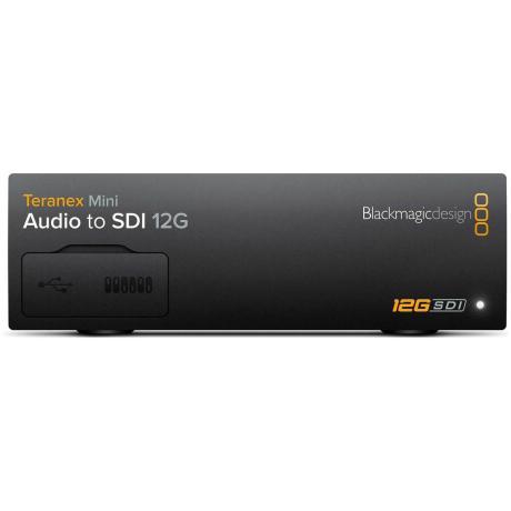 BLACKMAGIC DESIGN Teranex Mini - Audio to SDI 12G