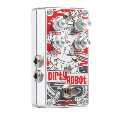 DIGITECH STEREO MINI GUITAR/SYNTH EFFECT