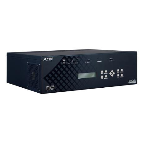 AMX 6x3 All-In-One Presentation Switch.with NX Control