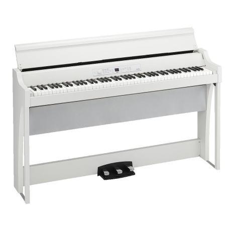 KORG DIGITAL PIANO 88 KEYS BLUETOOTH BROWN