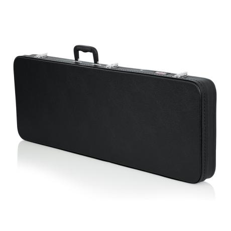 GATOR WIDE BODY ELECTRIC WOOD CASE