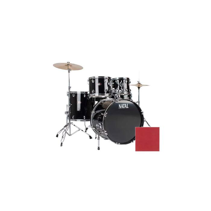 NATAL US FUSION KIT RED 22,10,12,16,14S-0