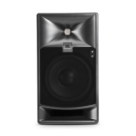 JBL BI-AMP MASTER REFERENCE MONITOR 2 WAY 5''