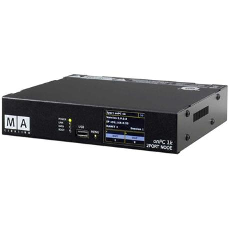 MA LIGHTING MA2 NETWORK 2PORT DMX EXTENDER (1024)
