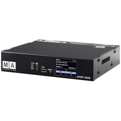 MA LIGHTING MA2 NETWORK 2PORT DMX CONVERTER