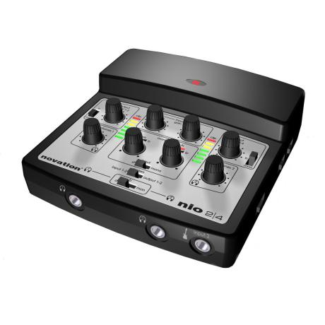 NOVATION 2IN-4OUT USB1.1 INTERFACE WITH DIRECT FX