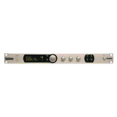 LEXICON STEREO REVERB/EFFECTS PROCESSOR