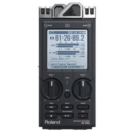 ROLAND PORTABLE DIGITAL RECORDER