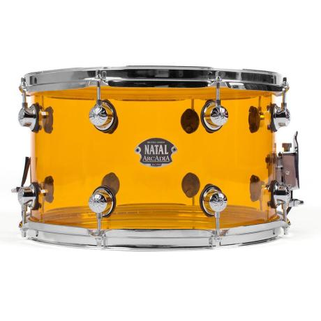 NATAL ARCADIA ACRYLIC 13X6,5 SNARE DRUM