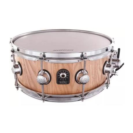 NATAL 14X6,5 PURE STAVE ASH SNARE DRUM