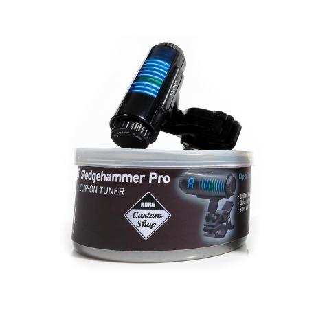KORG SLEDGEHAMMER PRO CLIP-ON TUNER CAN
