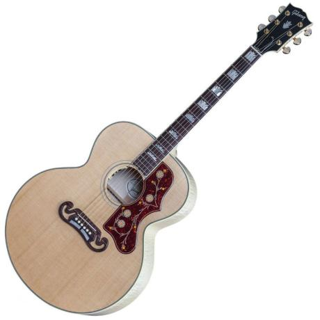 GIBSON J-200 STANDARD ACOUSTIC ANTIQUE NATURAL