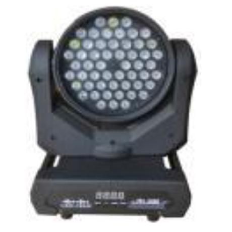 STARAY LED WASH ΚΙΝΗΤΗ ΚΕΦΑΛΗ  RGBW 54X3W