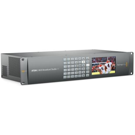 BLACKMAGIC DESIGN ATEM 2 M/E Broadcast Studio 4K
