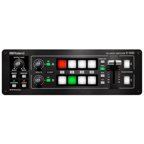 ROLAND 4 CHANNEL HD VIDEO MIXER FIX FORMAT