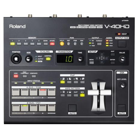 ROLAND MULTI FORMAT VIDEO SWITCHER