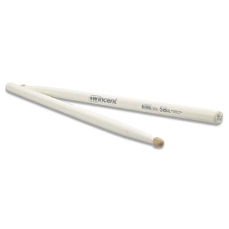 WINCENT HICKORY DRUMSTICKS 5B XL NATURAL WHITE
