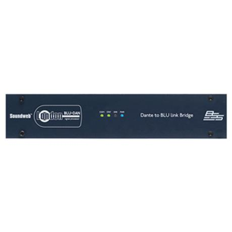 BSS DANTE TO BLULINK INTERFACE