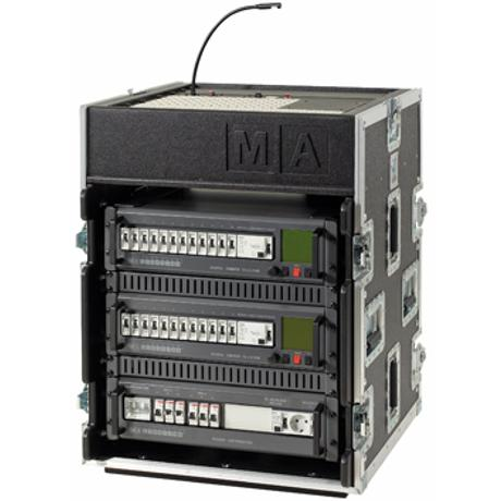 MA LIGHTING DIMMER 6X5.3KW+RCD+PATCHBAY