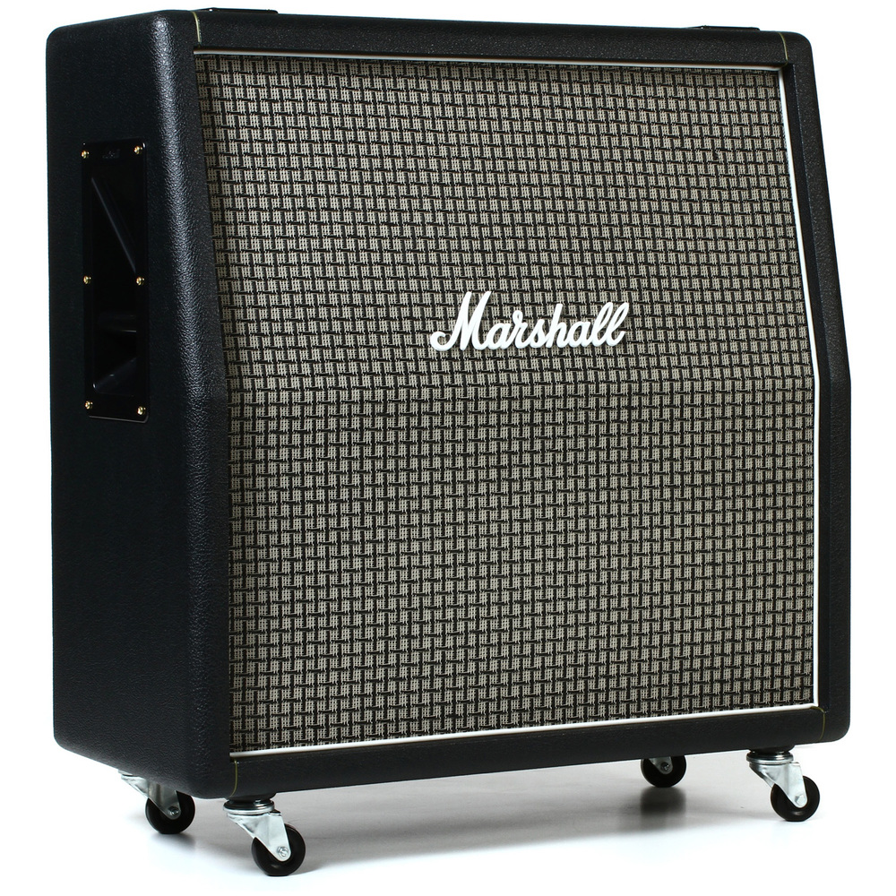 MARSHALL GUITAR CABINET 100W 4x12'' Angled