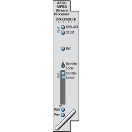 ENSEMBLE DESIGN Avenue ASI and SMPTE 310M Converter