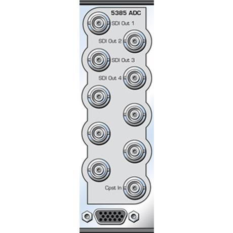 ENSEMBLE DESIGN Avenue Analog to SD Digital Converter