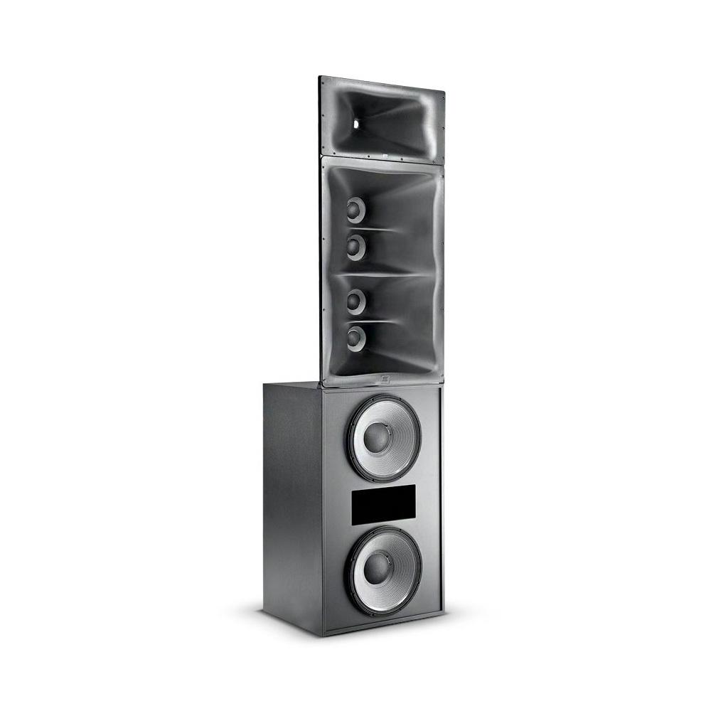 JBL 4 WAYS SPEAKER 3150W 2x18'' MID 4x8'' HF 4'' 115dB
