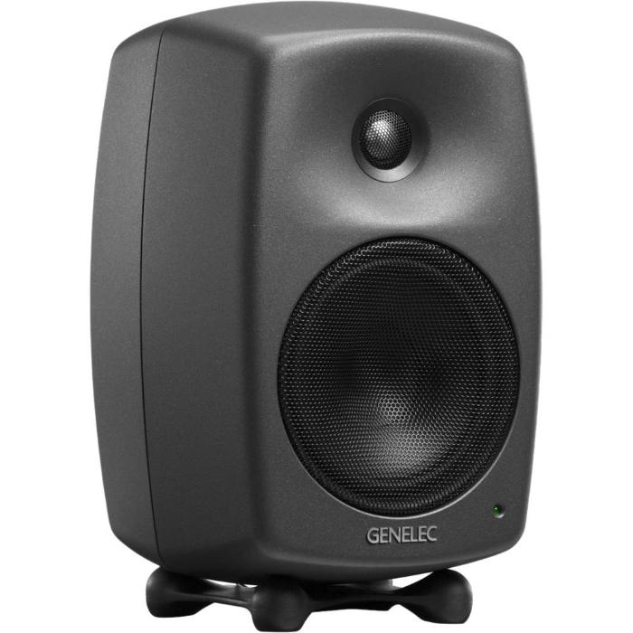 GENELEC 2-WAYS ACTIVE SPEAKER 1x50W + 1x50W 5''