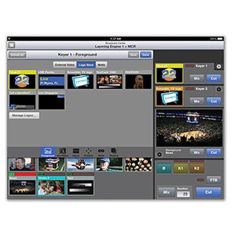 ENSEMBLE DESIGN Avenue Software Key for the 9425 - provides 3rd