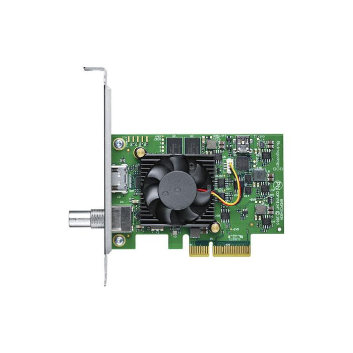 BLACKMAGIC DESIGN DeckLink Mini Recorder 4K-1