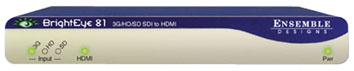 ENSEMBLE DESIGN CONVERTER  SD/HG/3G