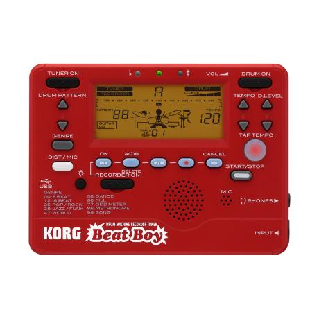 KORG DRUM MACHINE RECORDER TUNER