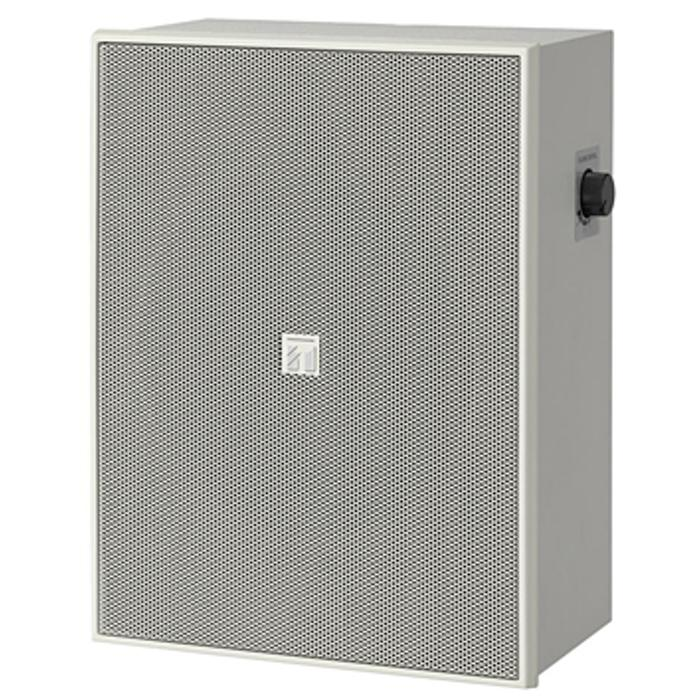 TOA WALL MOUNT SPEAKER 6W/100V-3W/70V 6'' 94dB