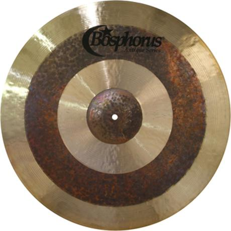BOSPHORUS CYMBAL RIDE 22'' THIN ANTIQUE SERIES