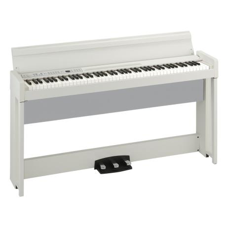 KORG DIGITAL PIANO 88 KEYS  WITH BLUETOOTH WHITE