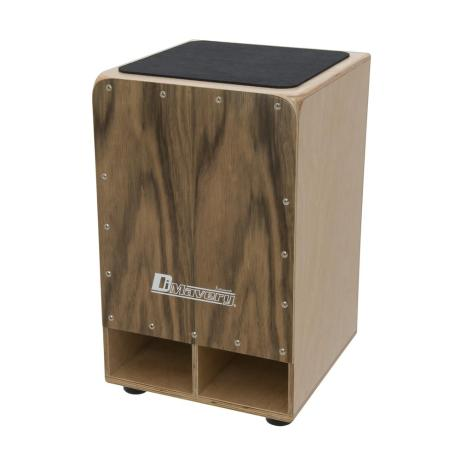 DIMAVERY BASS CAJON WALNUT