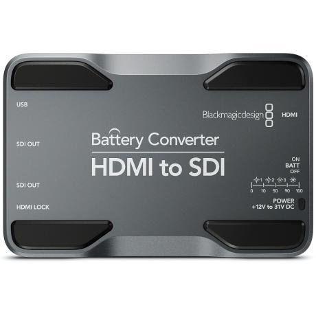 BLACKMAGIC DESIGN Battery Converter HDMI to SDI, portable
