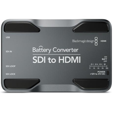 BLACKMAGIC DESIGN Battery Converter SDI to HDMI, portable