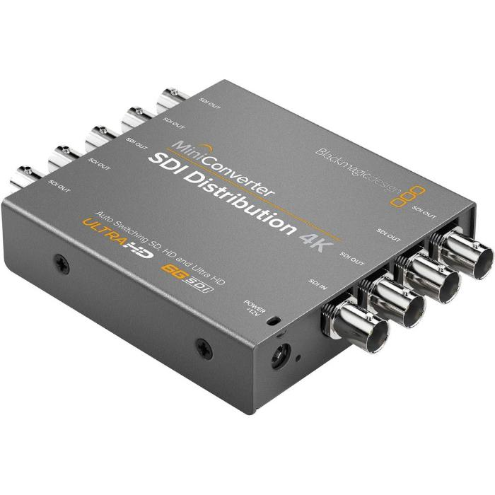 BLACKMAGIC DESIGN Mini Converter - SDI Distribution 4K-0