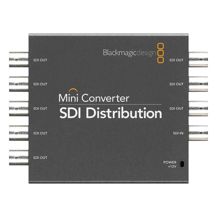 BLACKMAGIC DESIGN Mini Converter - SDI Distribution-0