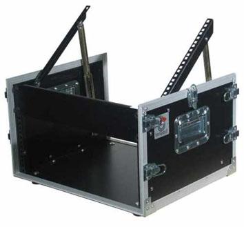 BESPECO RACK 4U + 8U MIXER BASE - 44cm DEPTH